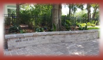 Whiteside patio